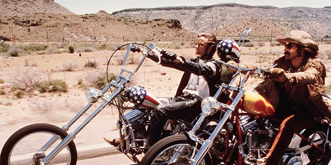 Easy Rider © 1969 Columbia Pictures Industries, Inc