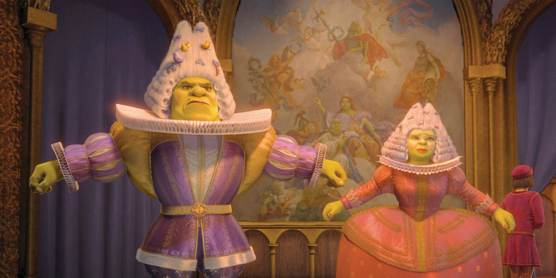 Shrek Tretí / Shrek the Third, 2007 © DreamWorks Animation