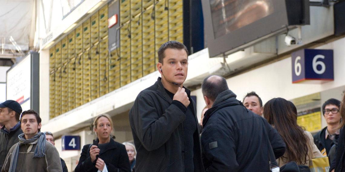 Bournovo ultimátum, The Bourne Ultimatum, 2007