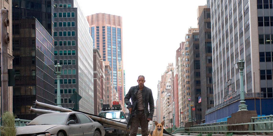 Ja, legenda / I am Legend, 2007 © Warner Bros.