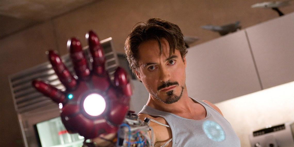 Iron Man, 2008 © Marvel