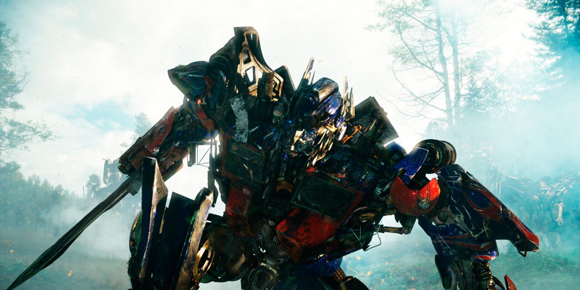 Transformers: Pomsta porazených / Transformers: Revenge of the Fallen, 2009 © Paramount Pictures