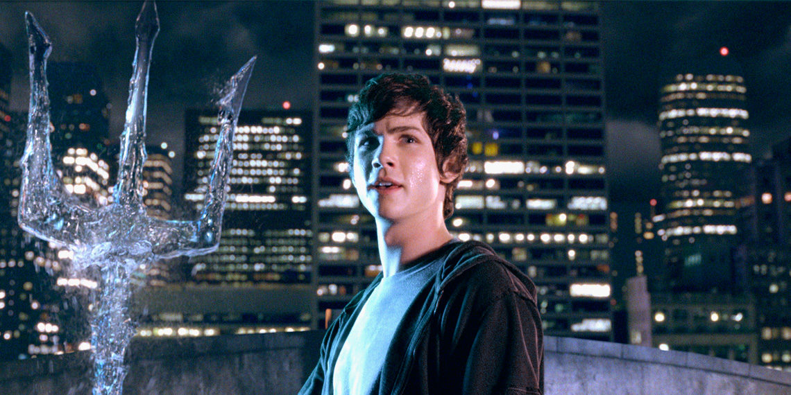 Percy Jackson: Zlodej blesku / Percy Jackson & the Lightning Thief © 2010 Twentieth Century Fox Film Corporation