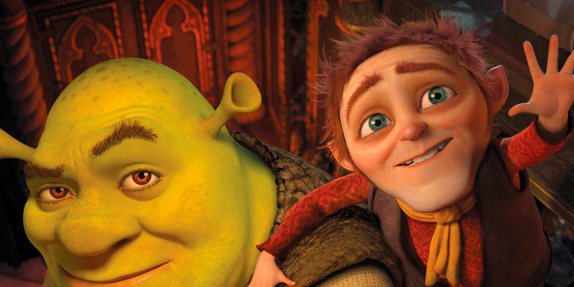 Shrek: Zvonec a koniec / Shrek Forever After, 2010 © DreamWorks Animation