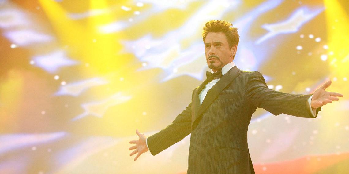 Iron Man 2, 2010 © Marvel