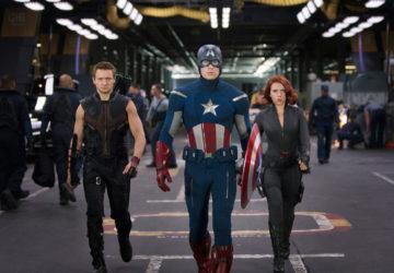 Avengers: Pomstitelia / The Avengers, 2012 © Paramount Pictures