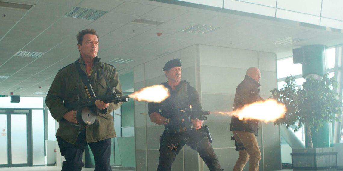 Expendables: Nezničiteľní 2 (The Expendables 2) © 2012 Bontonfilm SK