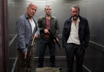 Smrtonosná pasca: Opäť v akcii / A Good Day to Die Hard, 2013 © 2010 Twentieth Century Fox Film Corporation