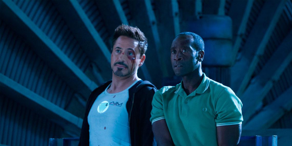 Iron Man 3, 2013 © Marvel