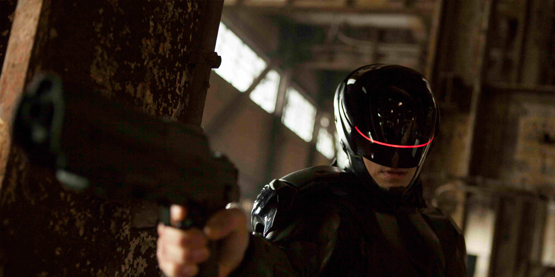 RoboCop, 2014 © Columbia Pictures