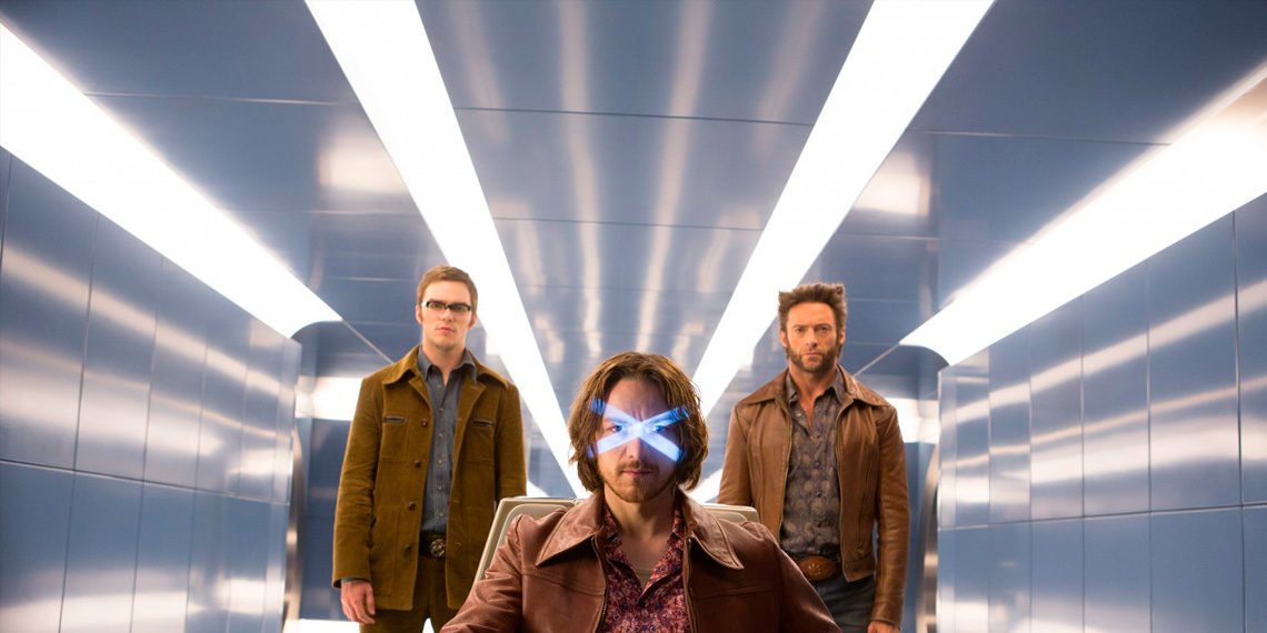 X-Men: Budúca minulosť / X-Men: Days of Future Past, 2014