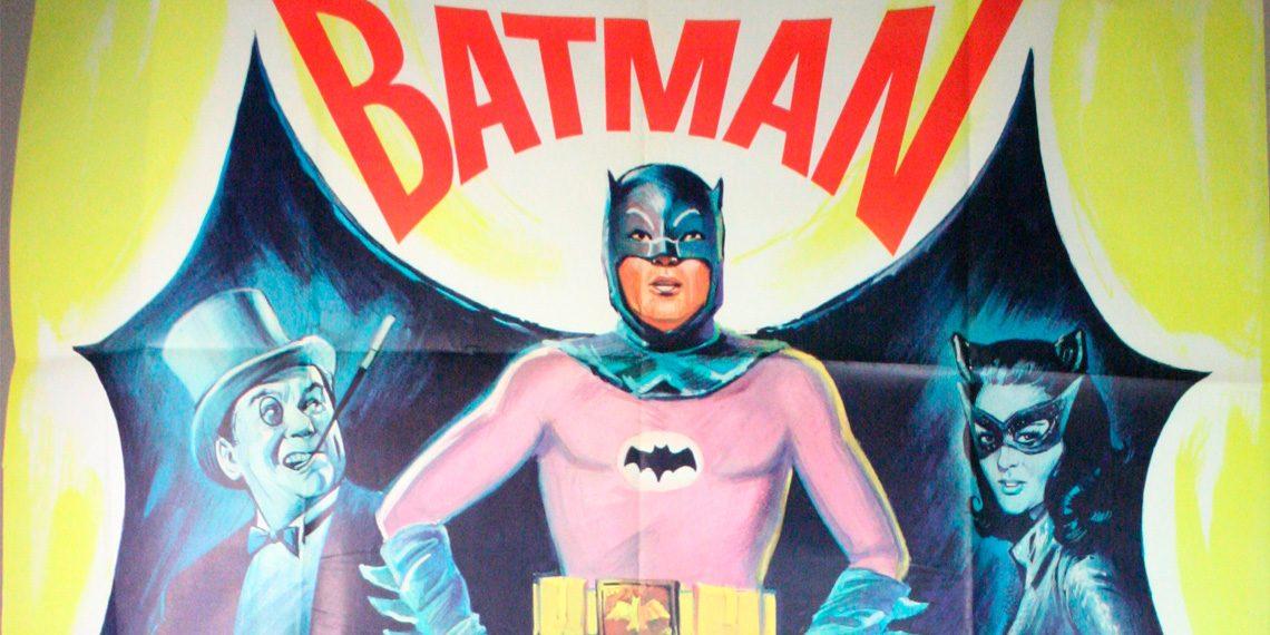 Plagát k seriálu Batman (1966 – 1968)