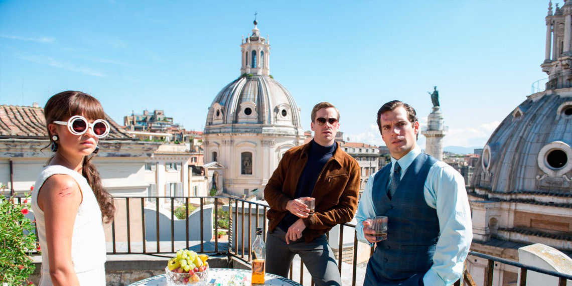Krycie meno U.N.C.L.E. / The Man from U.N.C.L.E., 2015 © Warner Bros.