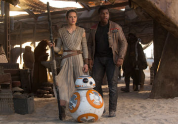 Star Wars: Sila sa prebúdza / Star Wars: Episode VII - The Force Awakens, 2015 © Lucasfilm