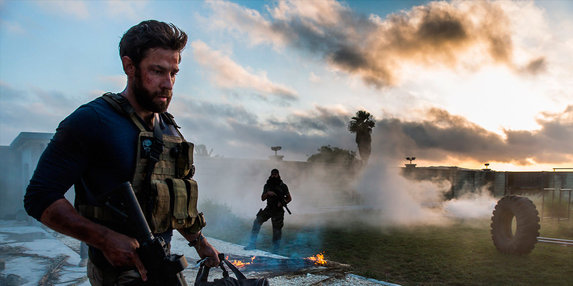 13 hodín: Tajní vojaci z Bengházi / 13 Hours: The Secret Soldiers of Benghazi, 2016 © CinemaArt SK