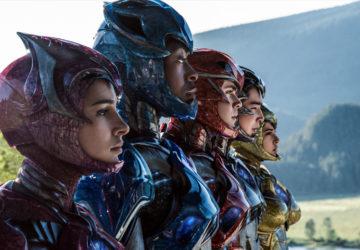 Power Rangers, 2017