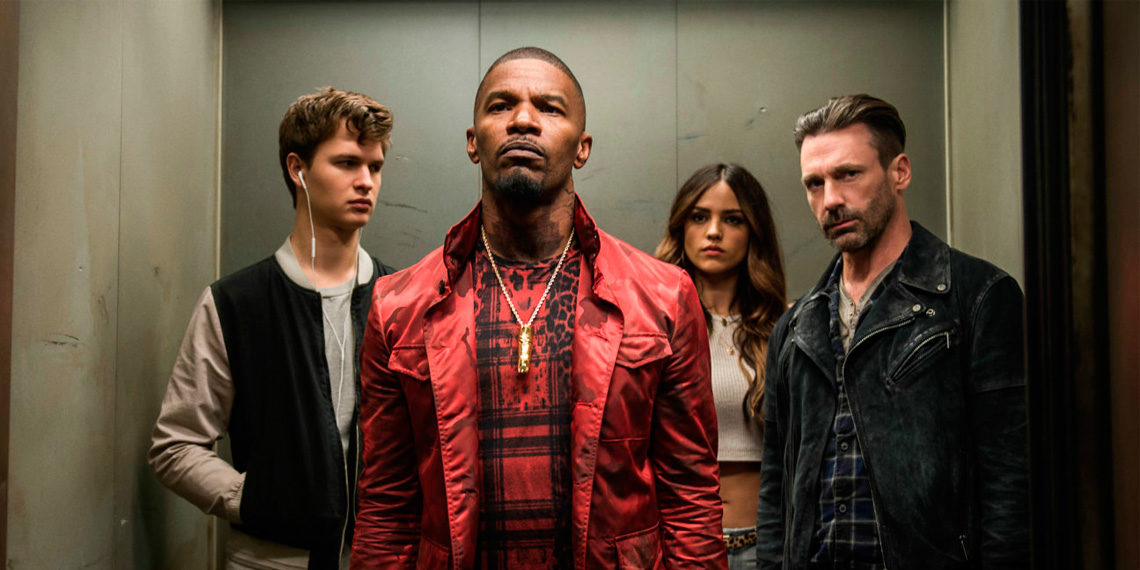 Baby Driver, 2017