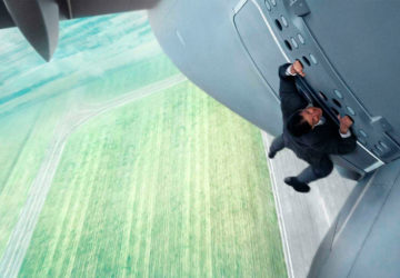 Mission Impossible 5: Národ grázlov, 2015