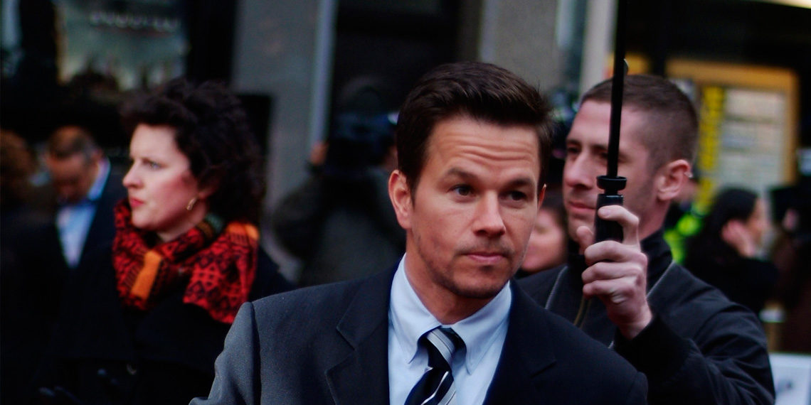 Mark Wahlberg © S. Pakhrin (Flickr)