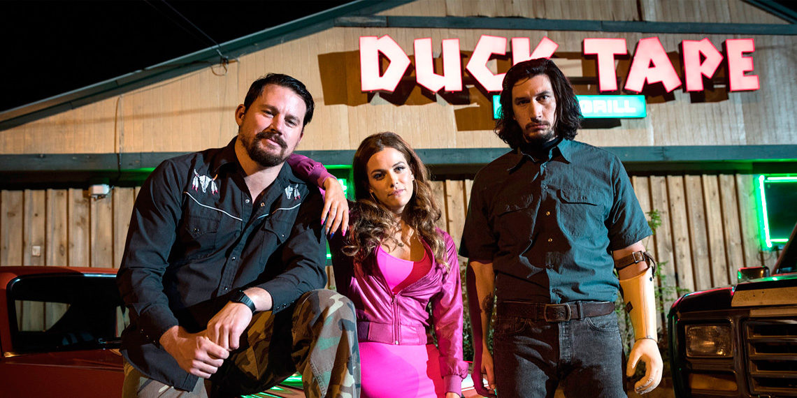 Logan Lucky, 2017 © Bleecker Street Media