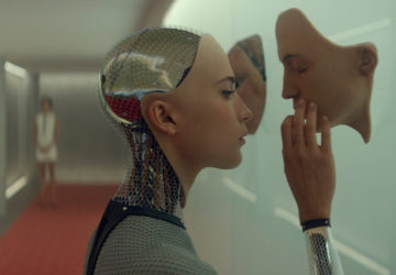 Ex Machina, 2015 © Universal Pictures
