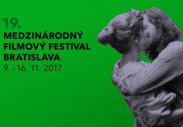19. Medzinárodný filmový festival Bratislava 9. – 16. november 2017