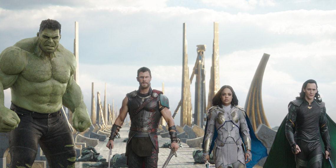 Thor: Ragnarok, 2017 © Marvel