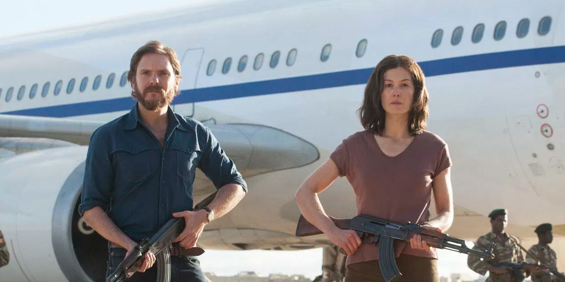 Operácia Entebbe / Entebbe, 2018 © Entertainment One