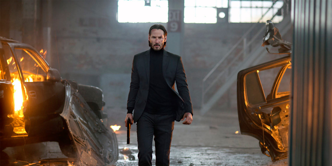 John Wick 2 / John Wick: Chapter 2, 2017 © Forum Film SK