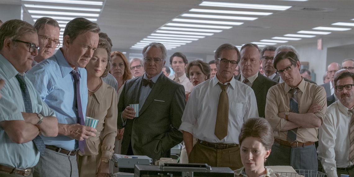 The Post: Aféra v Pentagone / The Post, 2017 © Forum Film SK