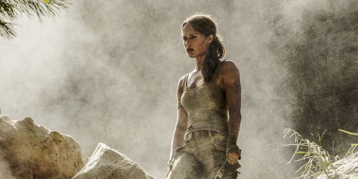 Tomb Raider © 2018 Warner Bros.