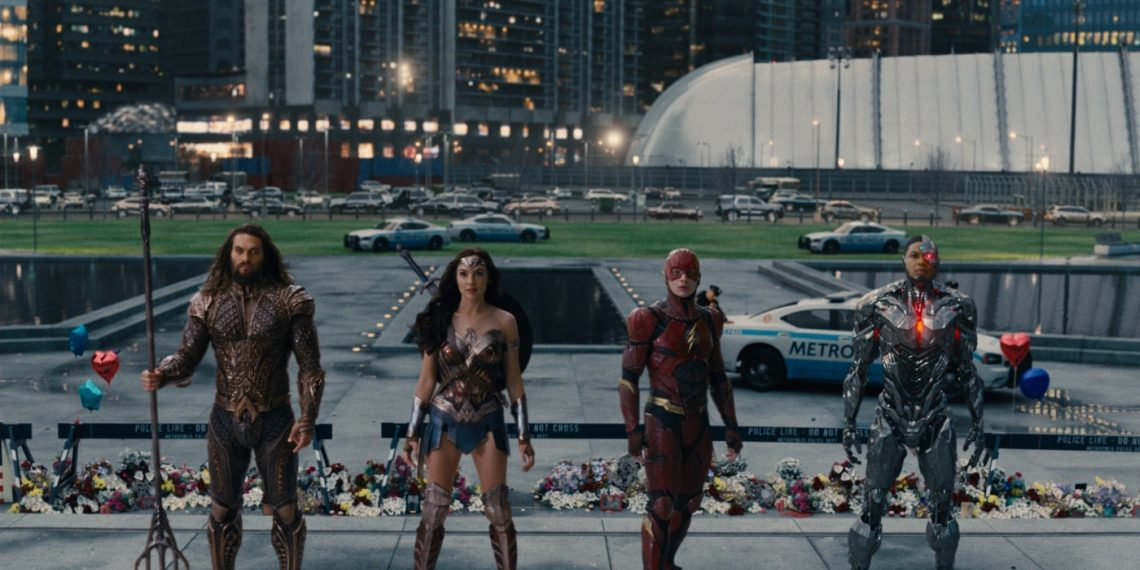 Justice League © 2017 Warner Bros.