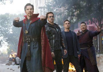 Avengers: Infinity War © 2018 Marvel