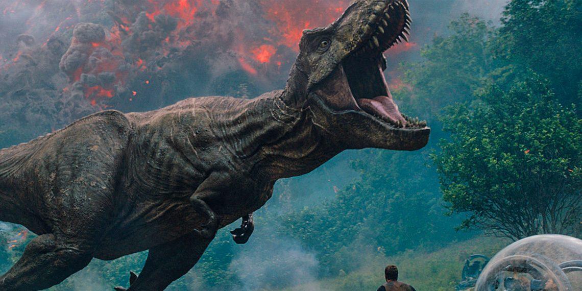 Jurský svet: Zánik ríše (Jurassic World: Fallen Kingdom, 2018) © CinemArt SK