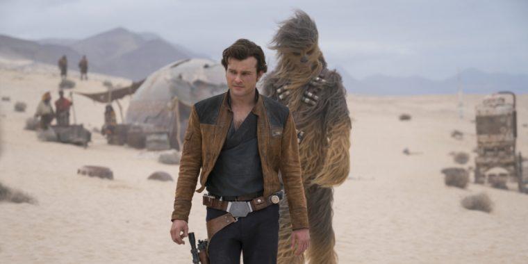 Solo: A Star Wars Story © 2018 Disney