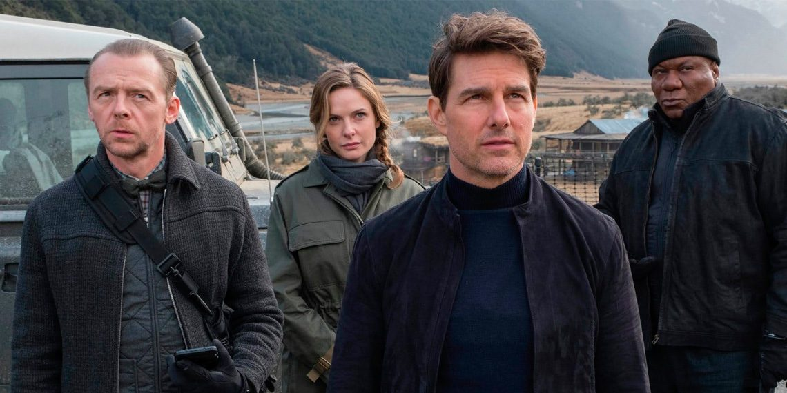 Mission: Impossible - Fallout (2018) © Paramount Pictures