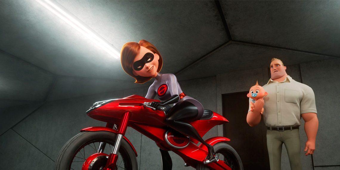 Rodinka Úžasných 2 (Incredibles 2, 2018) © Disney