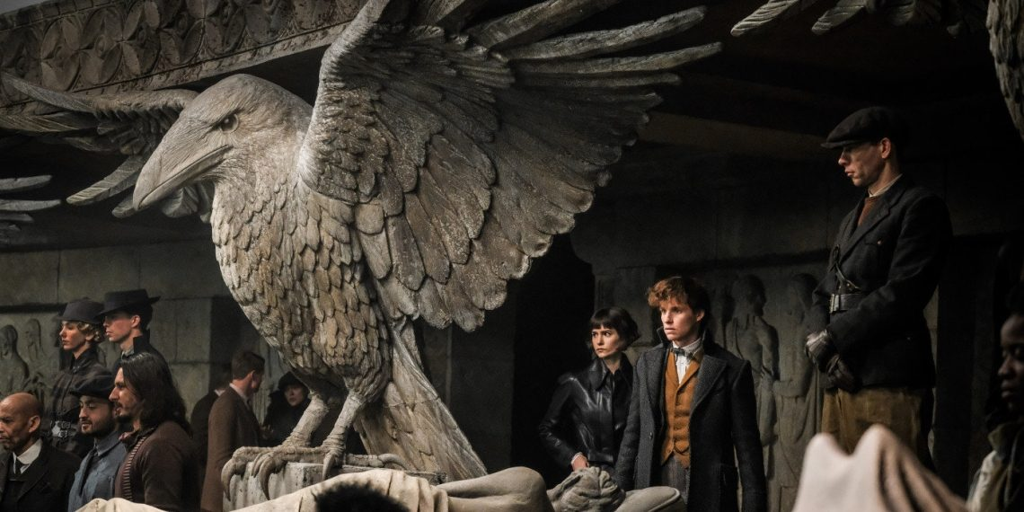 Fantastické zvery: Grindelwaldove zločiny © 2018 Warner Bros.