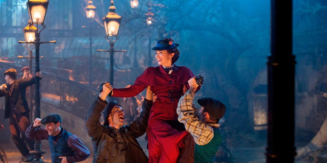 Návrat Mary Poppins (Mary Poppins Returns) © 2018 Saturn
