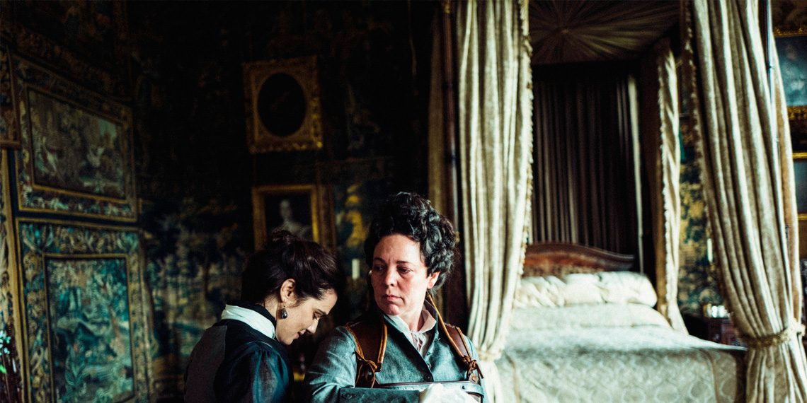 Favoritka (The Favourite) © 2018 CinemArt SK