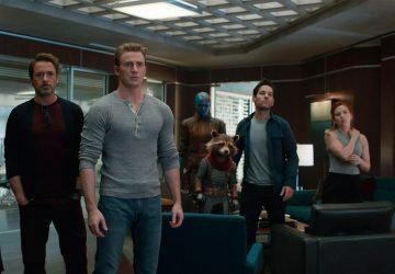 Avengers: Endgame © 2019 Saturn