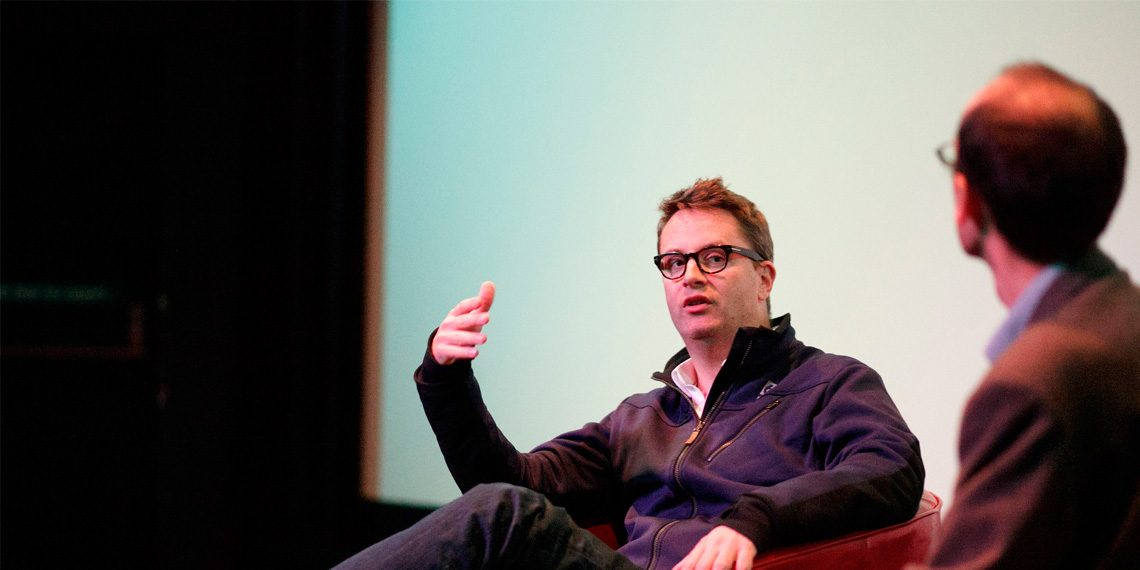 Nicolas Winding Refn © 2011 Cambridge Film Festival