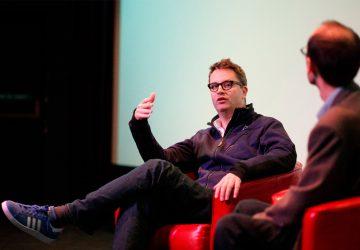 Nicolas Winding Refn © 2011 Cambridge Film Festival