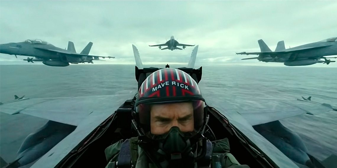 Top Gun: Maverick © Paramount Pictures