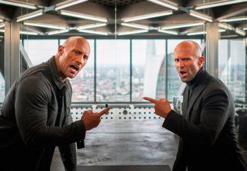 Rýchlo a zbesilo: Hobbs & Shaw © 2019 CinemaArt