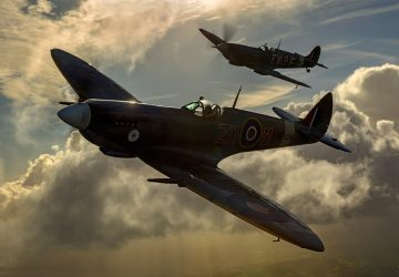 Spitfire © 2018 Film Europe
