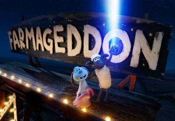 Ovečka Shaun vo filme: Farmageddon ( A Shaun the Sheep Movie: Farmageddon) © 2019 Continental Film