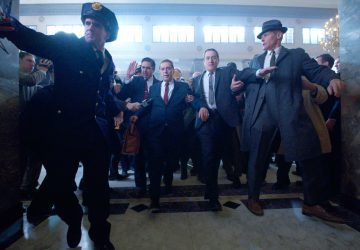The Irishman © 2019 Netflix