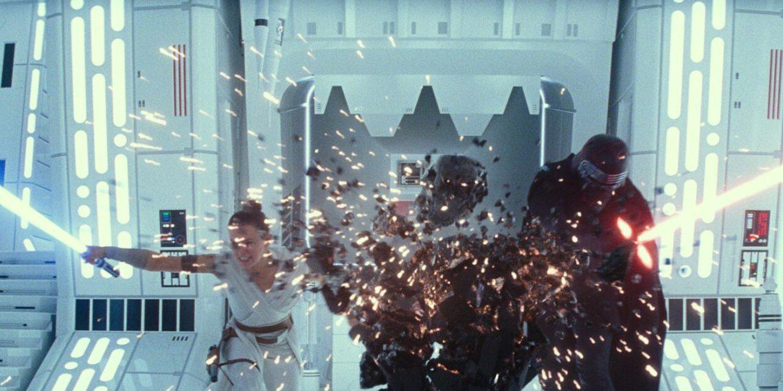 Star Wars: Vzostup Skywalkera © 2019 Disney