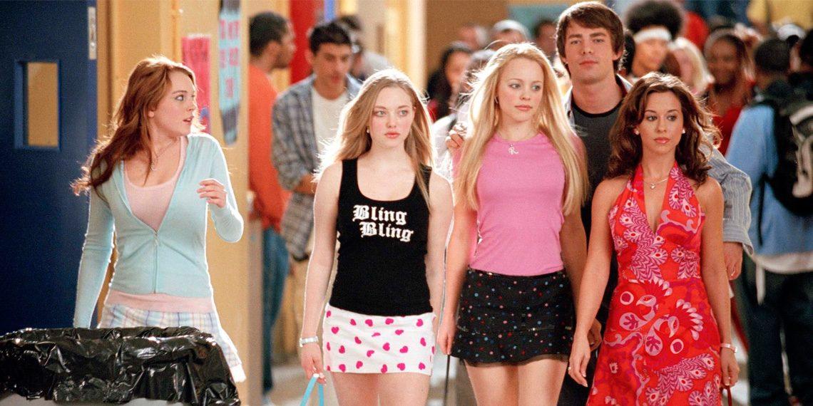 Protivné baby (Mean Girls) © 2004 Paramount